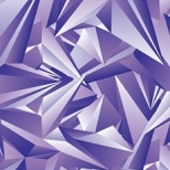 5804 Icicles Amethyst
