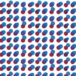 5755 Yayoi red/blue