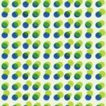 5756 Yayoi blue/green