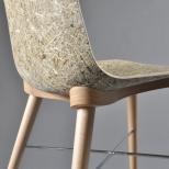 (c) OWI - Stuhl mit Heuschale - Detailansicht