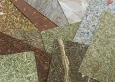 Organoid dekoratiivsed pinnakatted